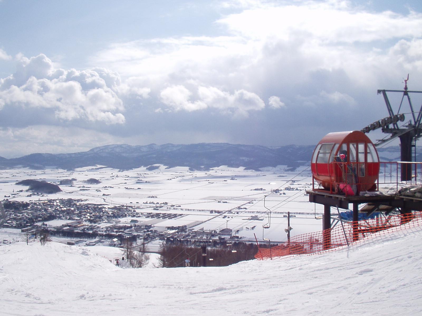 東山スキー場